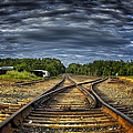 Riding The Tracks by Gary Smith