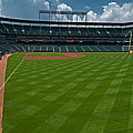 Right Field Of Oriole Park At Camden Yard by Paul Mangold