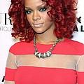 Rihanna In Attendance For Rihanna New by Everett