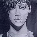 Rihanna by Lakeesha Mitchell