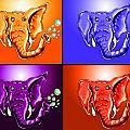 Ringo Party Animal by Adam Vance