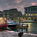 Riva Del Vin. Venezia by Juan Carlos Ferro Duque