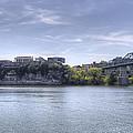 River Bluff by David Troxel