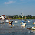 River Deben Estuary by Andrew  Michael