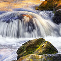 River Flows 03 by Svetlana Sewell