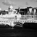 River Liffey Dublin City Center by Joe Fox