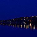 River Lights by Jeff Galbraith