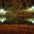 River Night Smooth by John Herzog