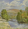 River Spey - Kinrara by Tim Scott Bolton