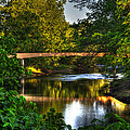 River Walk Bridge by Greg and Chrystal Mimbs