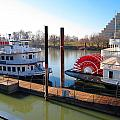 Riverboats by Barry Jones