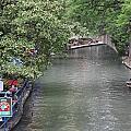 Riverwalk San Antonio by Terry Fleckney