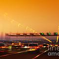 Road Traffic by Carlos Caetano