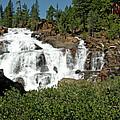 Roaring Falls Glen Alpine Falls by LeeAnn McLaneGoetz McLaneGoetzStudioLLCcom
