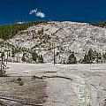 Roaring Mountain Panorama by Greg Nyquist