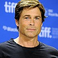 Rob Lowe At The Press Conference by Everett
