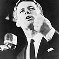 Robert F. Kennedy Making His Acceptance by Everett