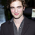 Robert Pattinson At Arrivals For Harry by Everett