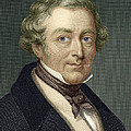 Robert Peel, British Prime Minister by Sheila Terry
