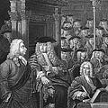 Robert Walpole (1676-1745) by Granger