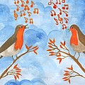Robin Singing Competition by Sushila Burgess