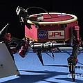 Robot Lemur IIa by Nasa