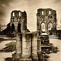 Roche Abbey by Simon Marsden