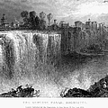 Rochester: Genesee Falls by Granger