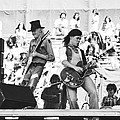 Rock And Roll At Day On The Green 1975 by Ben Upham