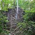 Rock Glen Falls 3 by Cyryn Fyrcyd