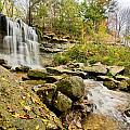 Rock Glen Falls by Cale Best