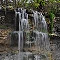 Rock Glen Falls by Ginger Harris