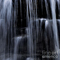 Rock Glen Water Falls by Ronald Grogan