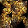 Rock Painting 5  by Lynda Lehmann