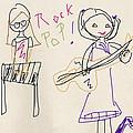 Rock Pop by Elena Breeze