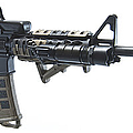Rock River Arms Ar-15 Rifle Equipped by Terry Moore