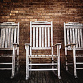 Rocking Chairs by Skip Nall