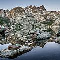 Rocks And Reflections by Greg Nyquist