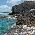Rocky Barrier Island by Greg Hammond