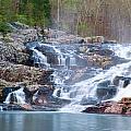 Rocky Falls by Steve Stuller