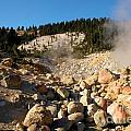 Rocky Fumarole by Adam Jewell