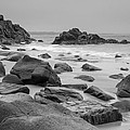 Rocky Shore by Marx Broszio