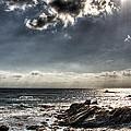 Rocky Sunset by Andrea Barbieri