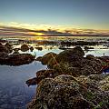 Rocky Sunset by Brian Leon