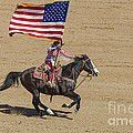 Rodeo Colors - A by Larry White