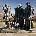 Rodin: Burghers Of Calais by Granger