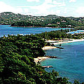 Rodney Bay St. Lucia by Duane McCullough