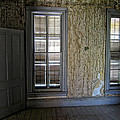 Roe - Graves House Interior - Bannack Ghost Town by Daniel Hagerman