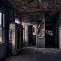 Roe - Graves House Kitchen Of Bannack Ghost Town - Montana by Daniel Hagerman