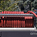 Rolled Fire Hose by Thomas Woolworth